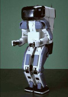 honda-esque, asmivo like robo Honda, Real Robots, Humanoid Robot, Electronic Engineering, Robot Design, Tech Gadgets, New Technology, Master Chief, Futuristic