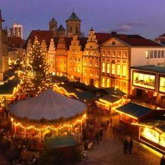 Historischer Weihnachtsmarkt   Osnabrück   Niedersachsen