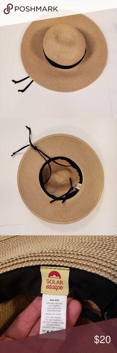 7457bf8b65324 NWOT Solar Escape Grasslands Ladies  UV Hat UPF50+ NWOT Solar Escape  Grasslands Ladies  UV