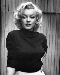 Marilyn Monroe.  A George Vreeland Hill Pinterest post.