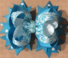 Aqua Boutique Bow