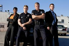 Southland. This show is intense & shocking but soooooo good. So sad it ended!