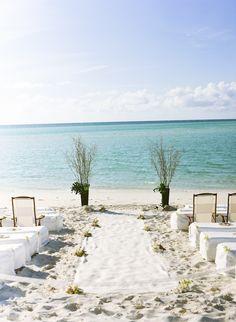 Trendy wedding ceremony set up brides ideas Beach Wedding Reception, Beach Wedding Flowers, Beach Ceremony, Seaside Wedding, Wedding Ceremony Decorations, Wedding Ideas, Wedding Ceremonies, Wedding Stuff, Wedding Altars