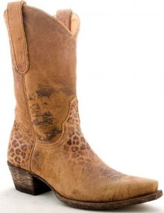 Leopardito by Old Gringo ~Leopard Print ~  I NEED THESE!