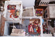 #4 Vencedor Do Segundo Lugar, Pessoas: Sonhos No Telhado, Varanasi