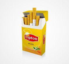 detournements de logos de grandes marques lipton Détournements de logos de grandes marques par Ilya Kalimulin photo parodie logo image I...