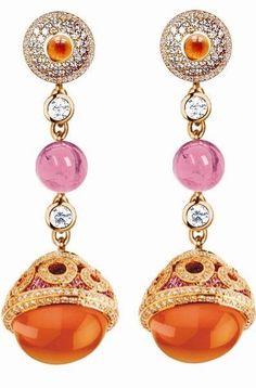 gorgeous Avakian earrings ✿⊱╮