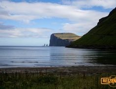 Surfers Paradis, Tjørnuvík, Streymoy, Faroe Islands
