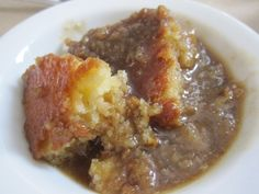"""Pudding Chomeur with Nova Scotia Maple Syrup - """"Fiesty Chef"""" Renee Lavallee Fun Desserts, Delicious Desserts, Dessert Recipes, Yummy Food, Poor Mans Pudding, Great Recipes, Favorite Recipes, Canadian Food, Creole Recipes"""