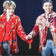 """[ Seungri updated Instagram 070118 """"손에 손잡고"""" ] ❣️ Nyongtory is the greatest story i've seen..."""
