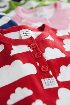 F:RG&FORM Baby and Child Moln Clouds Clothing at Northlight Baby Design, Clouds, Contemporary, Children, Clothing, Young Children, Outfits, Boys, Kids