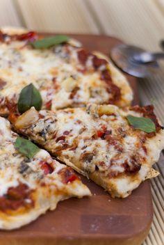 Parim pitsapõhi.