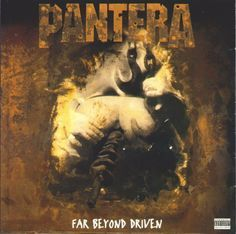 Pantera - Far Beyond Driven (1994)