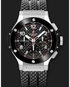 Hublot Big Bang  Take a guess at how much this costs!  ____________________________  #Hublot #horology #watchaddict #timepiece #wristwach #zeitwerk #luxury #luxurywatch #menstyle #watchfam #watch