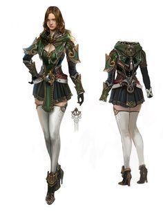 fantasy concept ak 22