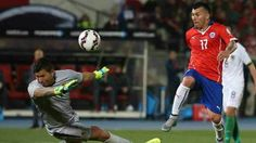 Chile 5 Mexico 0 in 2015 in Santiago. Gary Medel made it 4-0 after 78 minutes in Group A at Copa America.