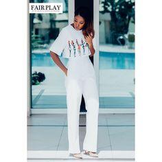 """""""FAIR PLAY  A Joint Venture entre as estilistas Soraya da Piedade e Mariangêla Almeida(Fiu Negru),resultou em duas coleções temáticas e de edição…"""""""