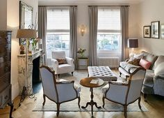 Classically Serene: The New Traditional | Apartment Therapy