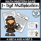Multiplication with One Digit Math Games 5th Grade Activities, Multiplication Activities, About Me Activities, 5th Grade Math, Math Games, Fun Games, 40 Book Challenge, School Themes, School Ideas