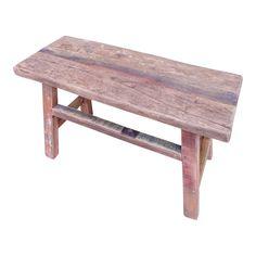 Bænk med patina   #bænk #indretning #interiør #interiørdesign #interiørbutikkendk #rustikkemøbler #boligindretning #rustikbænk #træbænk