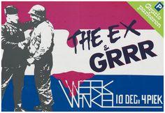 The Ex & Grrr