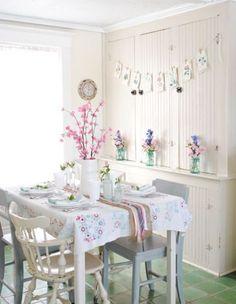 Cocinas primaverales 1