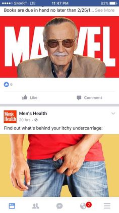 Things we see online #StanLee