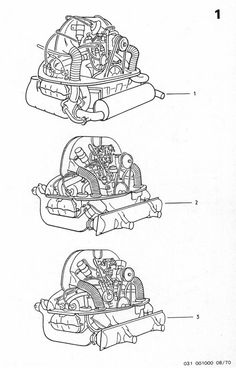 motor fusca - Pesquisa Google