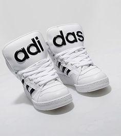 3e411e94589 Adidas Originals x Jeremy Scott Instinct High - £125.00 Jeremy Scott