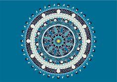 Mandalas on the Behance Network