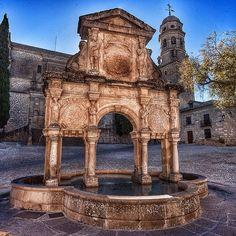 Baeza en Andalucía