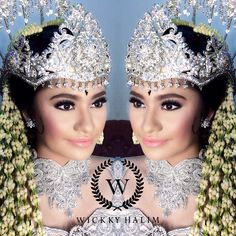 My make up wedding #natural #makeup #wedding #pengantin #eyeshadow #flawless #traditional #wickkyhalim #sundasiger