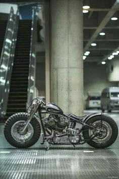 I don't know how it would ride but those tires look awesome!