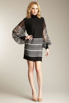 fefd1c1b97 Whom else but Thomas Wylde could create such a stunning holiday dress  Get  it at