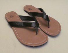 a4ee17e44 Kali Footwear Women s Black Flat Thong Sandals Casual Flip Flops  fashion   clothing  shoes