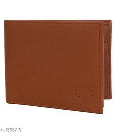 Wallets Stylish Leather Wallet Material: Artificial Leather Size : (L X H) - 3.9 in X 5.0 in Compartments: 1 Description: It Has 1 Piece Of Men's Wallet Pattern: Solid Sizes Available: Free Size *Proof of Safe Delivery! Click to know on Safety Standards of Delivery Partners- https://ltl.sh/y_nZrAV3  Catalog Rating: ★4 (8894)  Catalog Name: Free Gift Elegant Men's Stylish Leather Wallets Vol 1 CatalogID_201999 C65-SC1221 Code: 841-1553716-