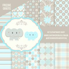 kit digital elefantinho gratis