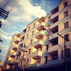 Great building from the 40's at Javari Street (Mooca Area)  Sao Paulo / Brazil
