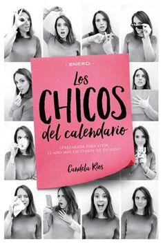 Reseña: Los chicos del calendario #1. Enero - Candela Ríos