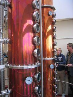 Adnams Copper Distillery by Stono, via Flickr
