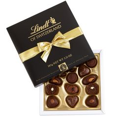 Dark Chocolate LINDT OF SWITZERLAND Assortment @Lindt_Chocolate @Lindt Chocolate #LindtTruffle @Influenster #RoseVoxBox