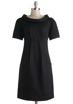 Avenue Edition Dress, #ModCloth.  Super elegant! LOVE!