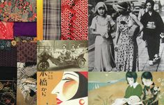 1920s in Japan: How a changing society inspired my latest fashion collection #design #travel #art #radost #fashiondesign #inspiration