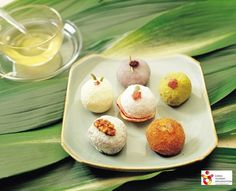 Korea_steamed rice-cake (떡)