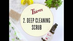 Thieves Household Cleaner: 3 Uses for 1 Product