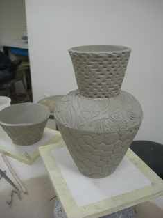 Explore Conical Forms With These  Easy to Use Templates!  For Potters and Teachers Working with Clay Slabs or Paper