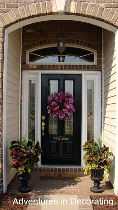 1000 images about front door ideas on pinterest ranch for Front door styles for ranch homes