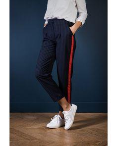 Pantalon Bruges - patron de couture pour femmes | Orageuse