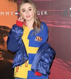 2018 Sabrina Carpenter attends Tommy Hilfiger's Spring Fashion Show in Milan, Italy <Instagram>