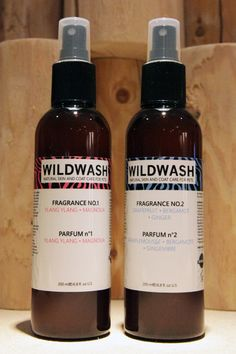 WildWash Fragrances - Awesome!